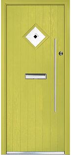 Apeer Composite Door APTS5