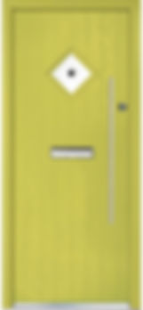 Apeer Composite Door APTS5