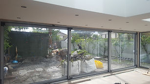 glide-s 8m wide sliding door