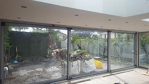 glide-s 8m wide sliding door