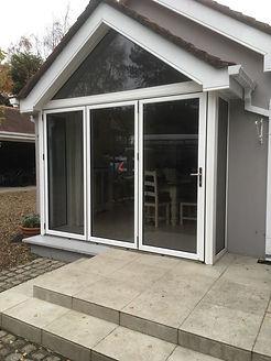 Hausmann Pure Bi Fold Door