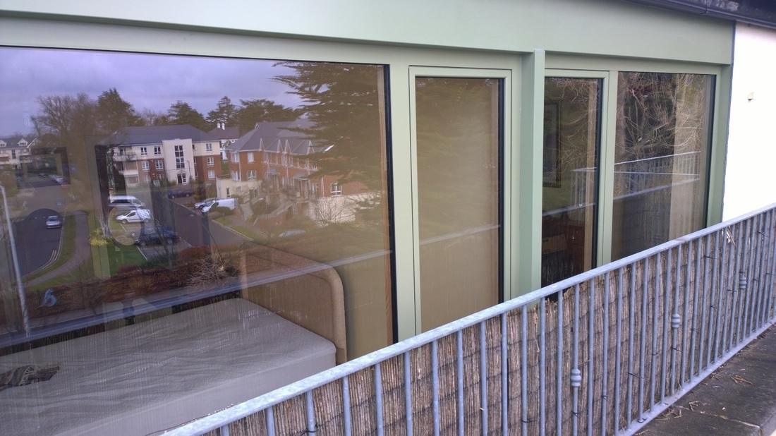 Patio Master Sliding door