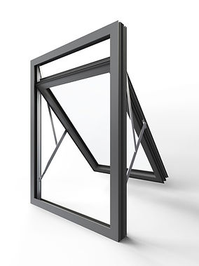 PURE OVERSWING ALUMINIUM WINDOW