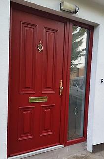 Palladio Palmero Solid Comosite Door