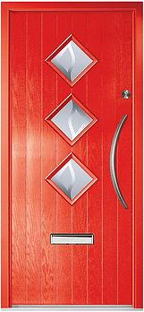 Apeer Composite Door APTS10
