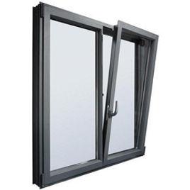 Pure Aluminium Tilt and Turn Window