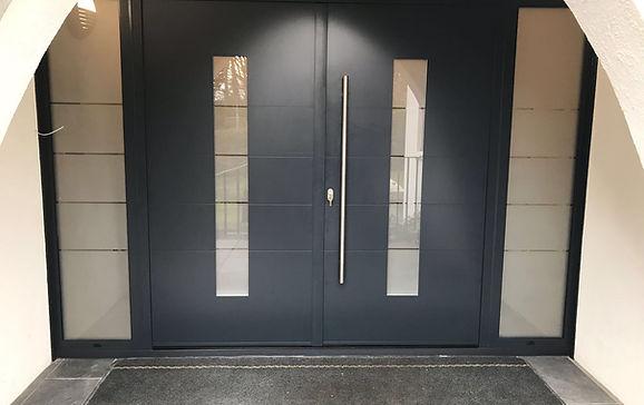 Hausmann Door