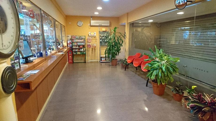 Foto del salón de Farmacia Rapetti
