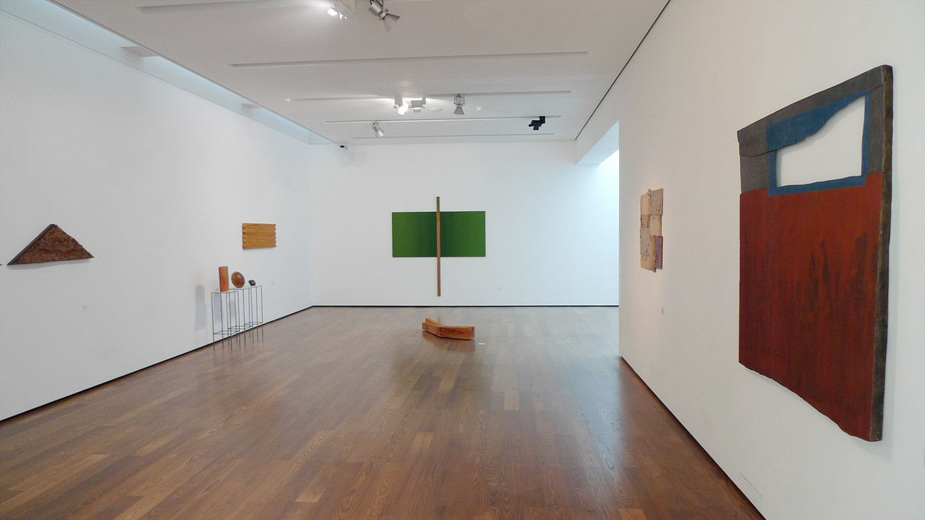 Wood Works Today, 2017 Installation view