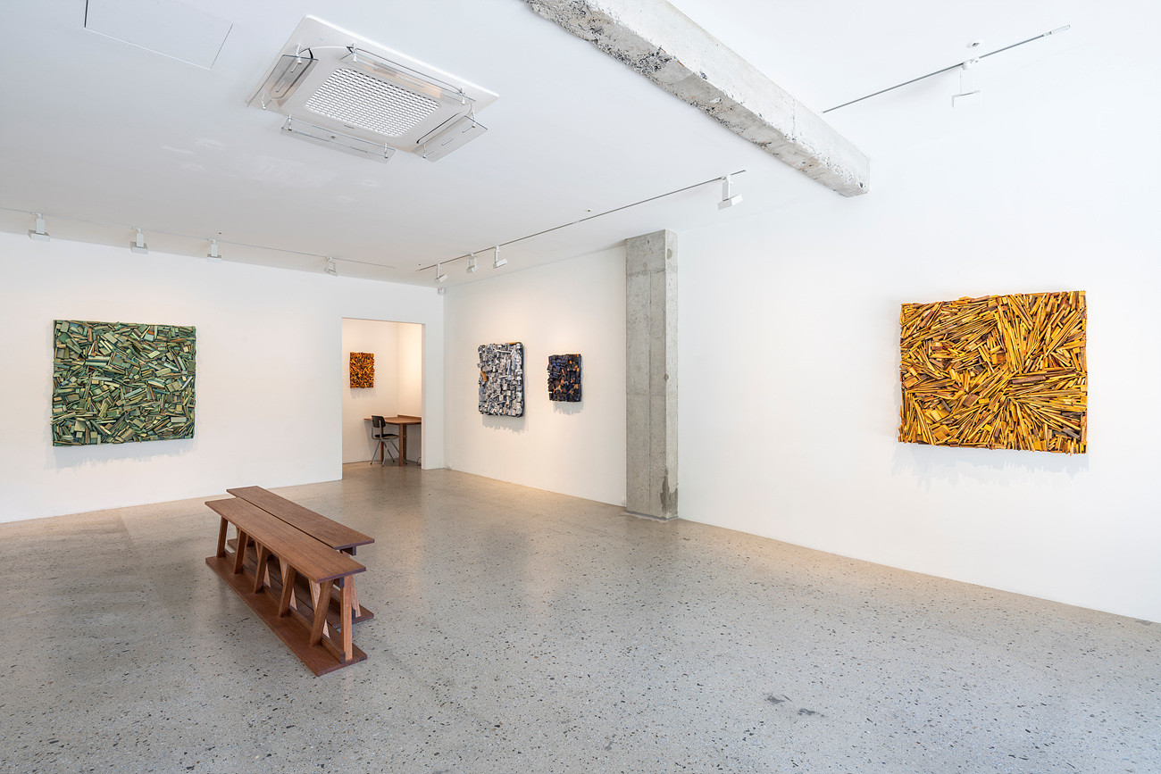 Personal Structure_2019_installation view