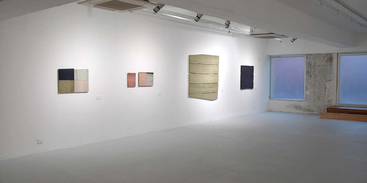 Poetics of Materiality_2013_installation view