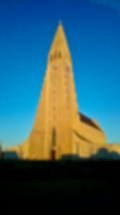 Kościół Hallgrimskirkja