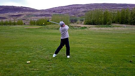 Golf Islandia