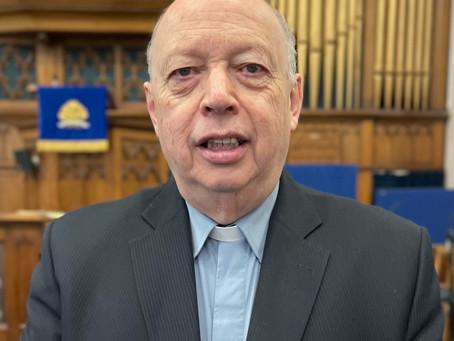 Retirement of Rev Morris Gault
