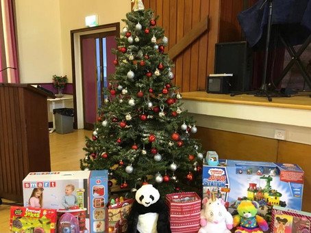 Toy Sunday Moved to 13th December
