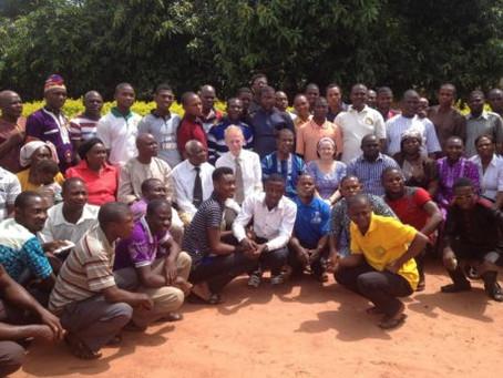 Patton Taylor's Nigeria Update