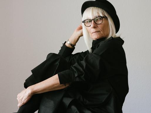 A moda pelo olhar de uma mulher 60+