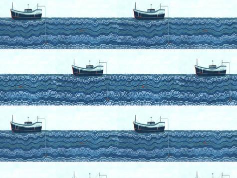 Floating Horizon