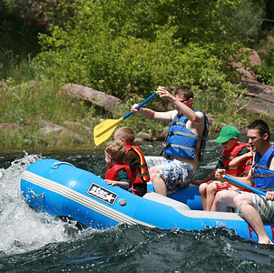 Rafting Flaming Gorge Gree River
