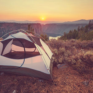 Camping Flaming Gorge