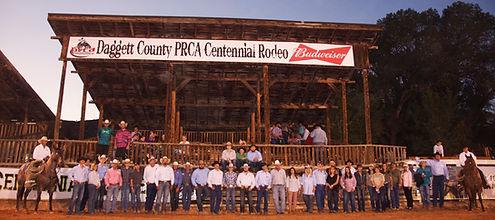 Daggett County PRCA Centennial Rodeo 2017