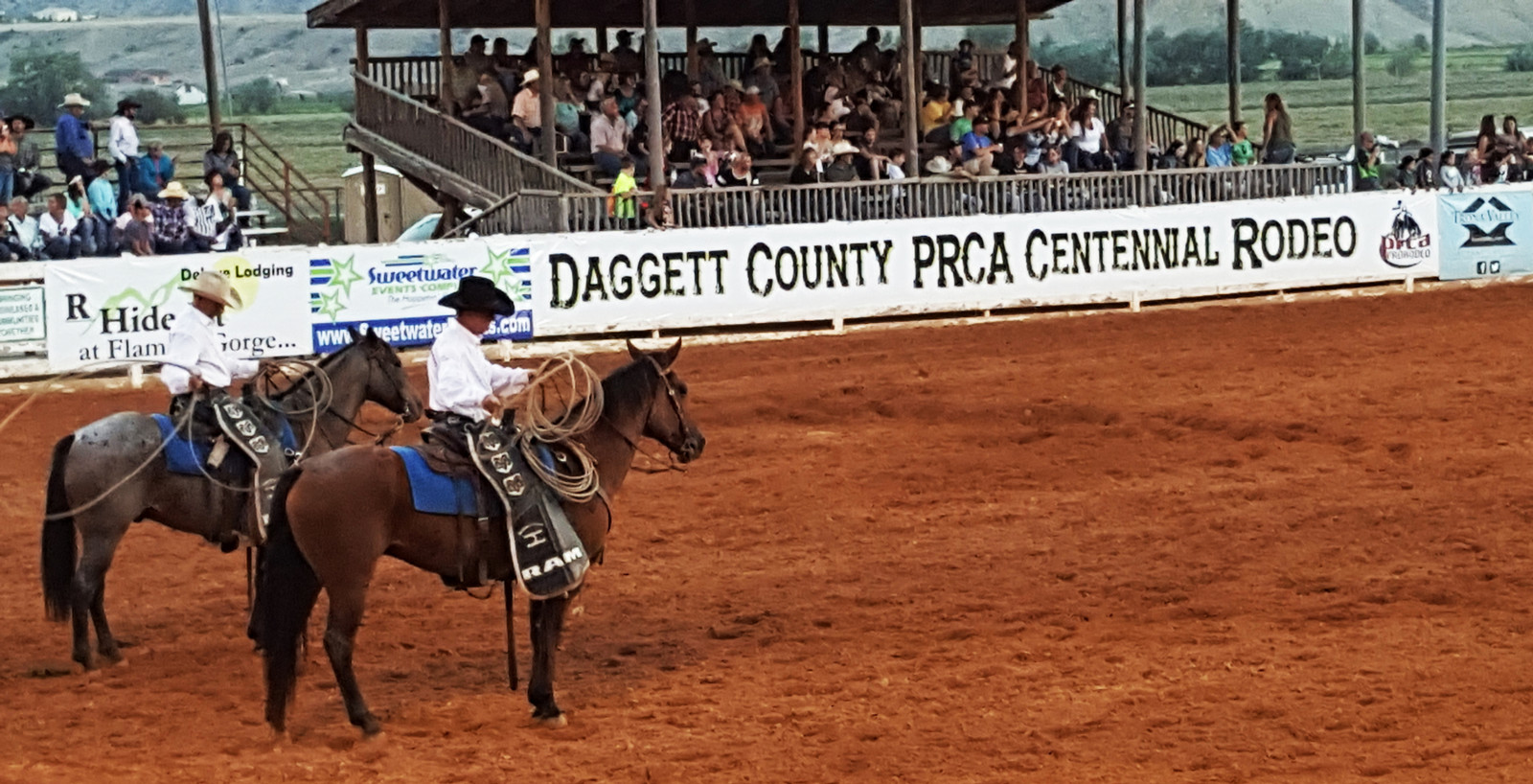 2017 RE-CAP | Daggett County PRCA Centennial Rodeo ...
