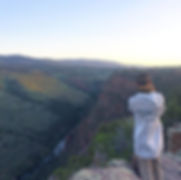 Hiking Flaming Gorge