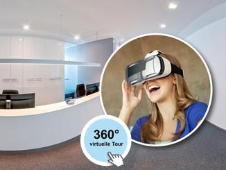 360-Grad-Touren / VR