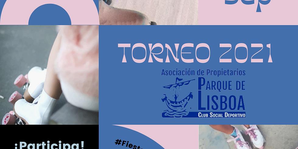 TORNEO Y EXHIBICIÓN FIESTA PARQUE LISBOA