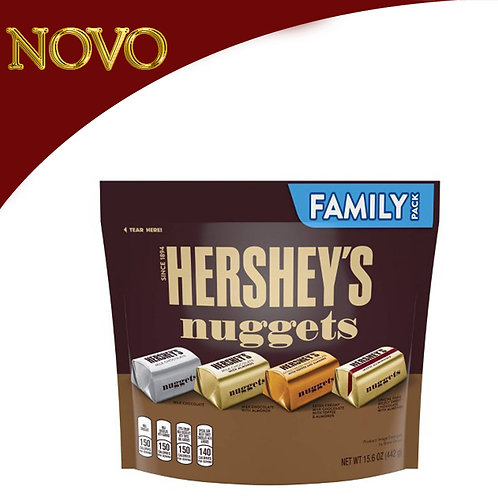 Hershey's Nuggets family