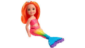 Barbie Chelsea sereia