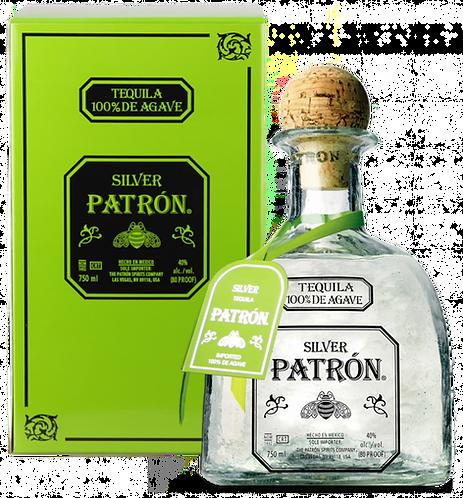Tequila Blanco Patrón - Silver