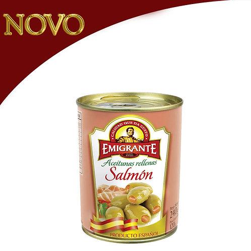 EL EMIGRANTE - Azeitonas c/Salmão