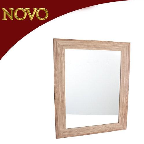 Espelho de madeira 60x90cm