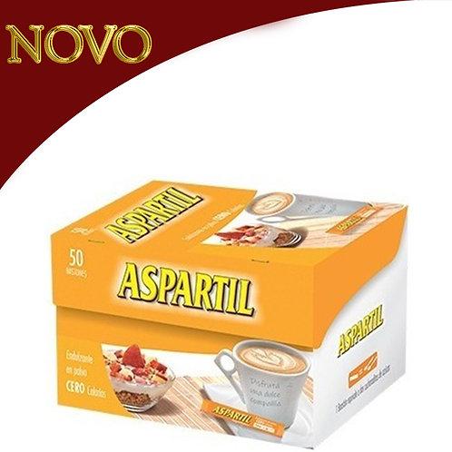 ASPARTIL - Adoçante 50 unidades
