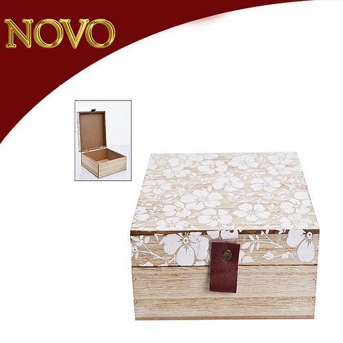 Caixa Decor 15x15x6.5cm