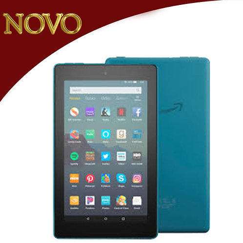 AMAZON - Tablet Fire 7 Whith Alexa Blue