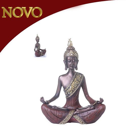 Buda decorativo 20.5x9.5x28.5cm