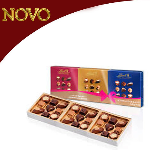LINDT - Chocolate Pack x3 Mini Praline