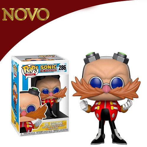 Funko Pop - Sonic Dr Eggman