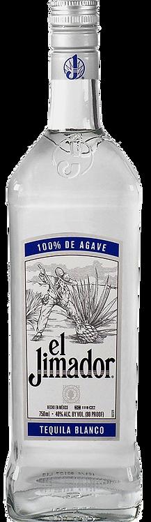 Tequila El Jimador Blanco - Silver