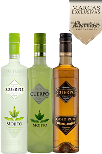 Rum Superior Cuerpo - Vários Sabores