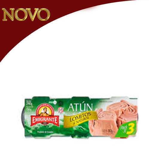 EL EMIGRANTE - Atum pack x3