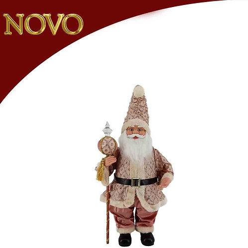 Santa decorativa 71cm