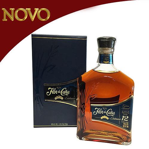Rum Flor de Caña 12 years - 700ml
