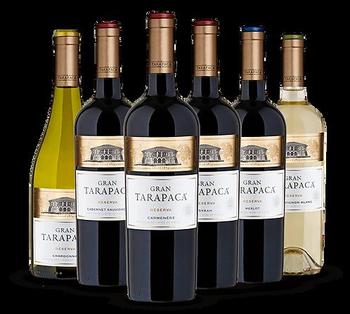 Vinho Gran Tarapacá - Reserva