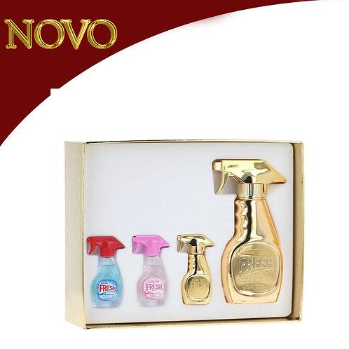 Moschino Fresh Gold - Miniaturas