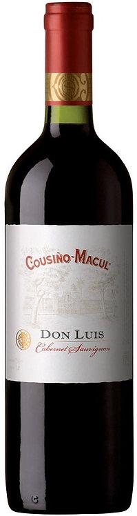 Vinho Cousiño Macul Don Luis
