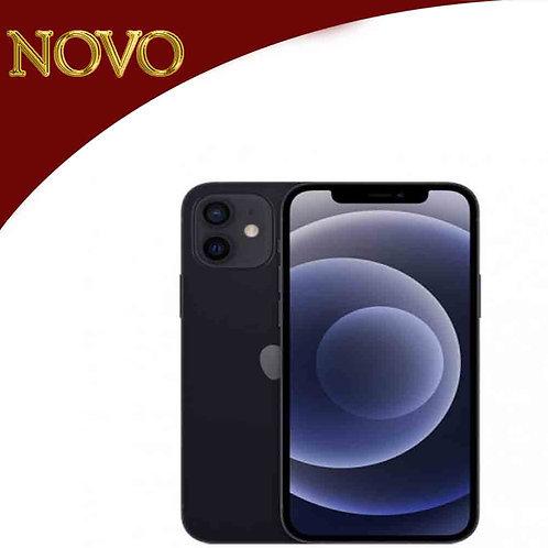 APPLE - iPhone 12 64GB Black