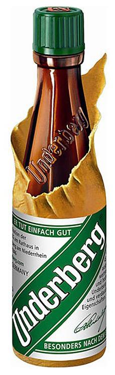 Licor Underberg - 5 un. de 20 ml